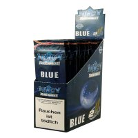 Juicy Jays - Double Wrap Blunt - BLUE (Blaubeere)