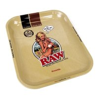 RAW - Rolling Tray - Large - RAW Girl