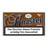 Knaster Whiskey 35g Pack