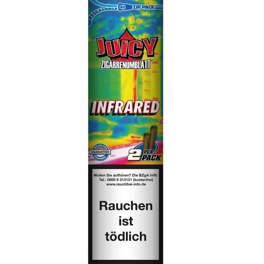 Juicy Jays - Double Wrap Blunt - INFRARED (Kirsche Vanille)