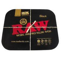 RAW - Magnetic Tray Cover - Black - Large
