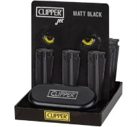 CLIPPER - Jetflame - Metal All Black