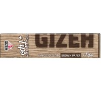 Gizeh - Brown Paper - King Size Slim + Tips